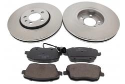 MAPCO 47900 brake kit