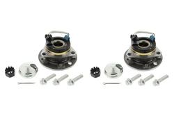 MAPCO 46812 Radlagersatz 2X Radlager Radnabe VA ABS 5-Loch für Opel Astra G
