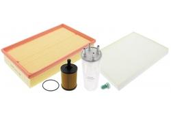 MAPCO 68826 Filtersatz Ölfilter Luftfilter Pollenfilter Kraftstofffilter