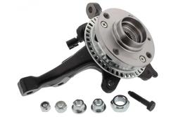MAPCO 107763/5 Achsschenkel Radlagergehäuse vormontiert links mit ABS