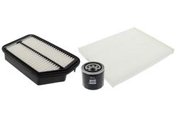 MAPCO 68553 Filtersatz Ölfilter Luftfilter Pollenfilter