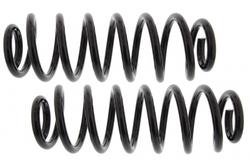 MAPCO 72811/2 Fahrwerksfedern Satz Hinterachse Schraubenfeder