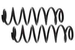 MAPCO 71881/2 Fahrwerksfedern Satz Hinterachse Schraubenfeder