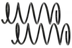 MAPCO 70404/2 Fahrwerksfedern Satz Vorderachse Schraubenfeder