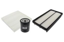 MAPCO 68555 Filtersatz Ölfilter Luftfilter Pollenfilter