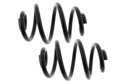 MAPCO 70888/2 Fahrwerksfedern Satz Hinterachse Miniblock