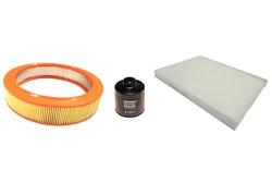 MAPCO 68804 Filtersatz Luftfilter Ölfilter Pollenfilter