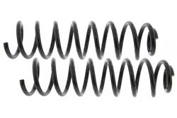 MAPCO 70175/2 Fahrwerksfedern Satz Hinterachse Schraubenfeder