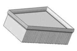 MAPCO 60053/1 Luftfilter