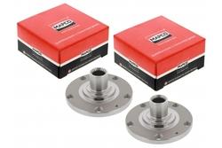 MAPCO 46729/112 Radnaben Satz VW GOLF 1 Umbauset von 4x100 auf 5x112 Plug&Play