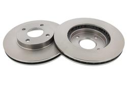 MAPCO 15765/2 Brake Disc
