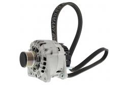 MAPCO 13720/3 Lichtmaschine mit Keilrippenriemen 120A