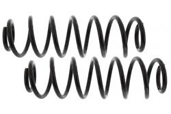 MAPCO 70974/2 Fahrwerksfedern Satz Hinterachse Schraubenfeder