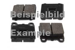 MAPCO 6371/1 Bremsbeläge (4 Stück)