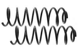 MAPCO 70852/2 Fahrwerksfedern Satz Hinterachse Schraubenfeder