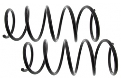 MAPCO 70102/2 Fahrwerksfedern Satz Vorderachse Schraubenfeder