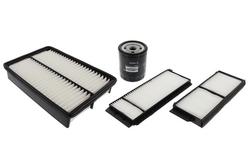 MAPCO 68554 Filtersatz Ölfilter Luftfilter Pollenfilter