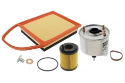 MAPCO 68404 Inspektionspaket Filtersatz