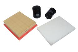 MAPCO 68813 Filtersatz Ölfilter Luftfilter Pollenfilter Kraftstofffilter