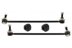 MAPCO 53682 Koppelstangen verstärkt HPS 2x Koppelstange + Stabibuchsen vorne
