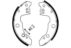 MAPCO 8118 Bremsbacken (4 Stück)
