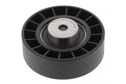 MAPCO 24766 Deflection/Guide Pulley, v-ribbed belt