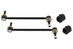 MAPCO 53669 Koppelstangen verstärkt HPS 2X Koppelstange + Stabibuchsen vorne