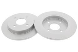 MAPCO 15731C/2 Brake Disc