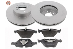 MAPCO 47781HPS brake kit