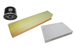 MAPCO 68107  Filtersatz Ölfilter Luftfilter Pollenfilter