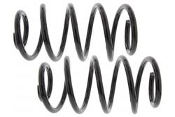 MAPCO 71879/2 Fahrwerksfedern Satz Vorderachse Schraubenfeder