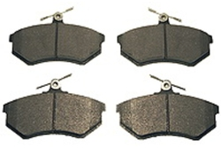 MAPCO 6390 Bremsbeläge (4 Stück)