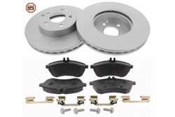 MAPCO 47820HPS brake kit