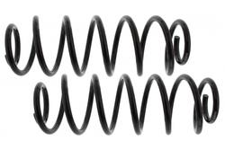 MAPCO 71608/2 Fahrwerksfedern Satz Hinterachse Schraubenfeder