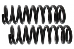 MAPCO 72862/2 Fahrwerksfedern Satz
