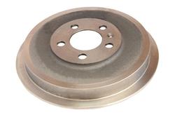 MAPCO 35707 Bremstrommel