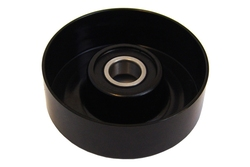 MAPCO 23682/1 Deflection/Guide Pulley, v-ribbed belt