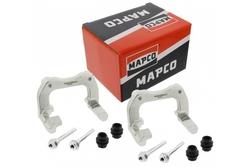 MAPCO 4877/2 Bremssattelhalter links + rechts Hinterachse VW Golf 4 Jubi GTI V5
