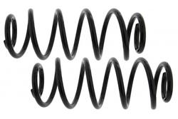 MAPCO 71812/2 Fahrwerksfedern Satz Vorderachse Schraubenfeder