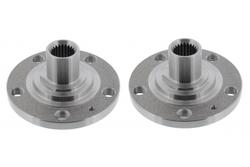 MAPCO 46729/5 Radnaben Satz VW GOLF 1 Umbausatz von 4x100 auf 5x100 Plug&Play
