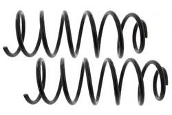MAPCO 70867/2 Fahrwerksfedern Satz Vorderachse Schraubenfeder