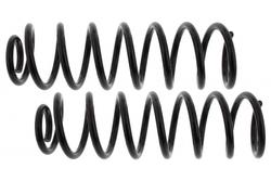 MAPCO 72855/2 Fahrwerksfedern Satz