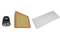 MAPCO 68701 Filtersatz Ölfilter Luftfilter Pollenfilter