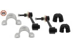 MAPCO 53829/2HPS Koppelstangen verstärkt HPS 2x Koppelstange + Stabibuchsen 20,7 mm