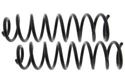 MAPCO 70120/2 Fahrwerksfedern Satz Hinterachse Schraubenfeder