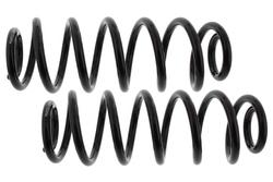 MAPCO 72878/2 Fahrwerksfedern Satz Hinterachse Schraubenfeder