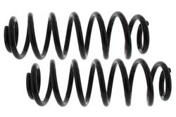 MAPCO 71897/2 Fahrwerksfedern Satz Hinterachse