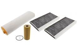 MAPCO 68650 Filter Set