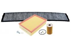 MAPCO 68752 Filtersatz Ölfilter Luftfilter Aktivkohlefilter