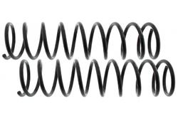 MAPCO 70150/2 Fahrwerksfedern Satz Hinterachse Schraubenfeder